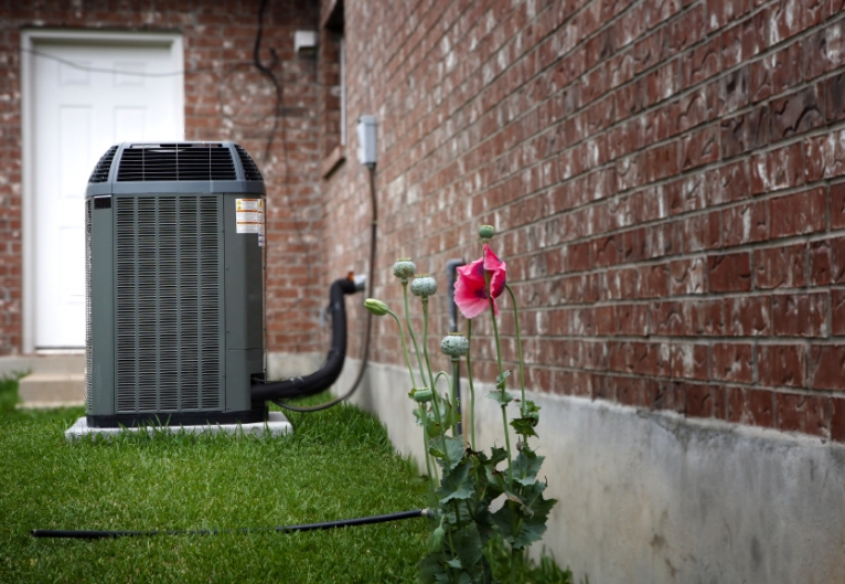Is it better to run the AC all day or turn it off when going to work?