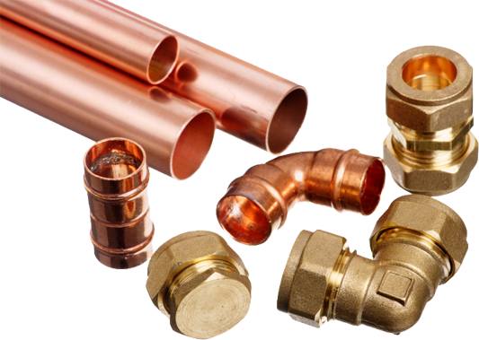 Image result for copper pipe home plumbing