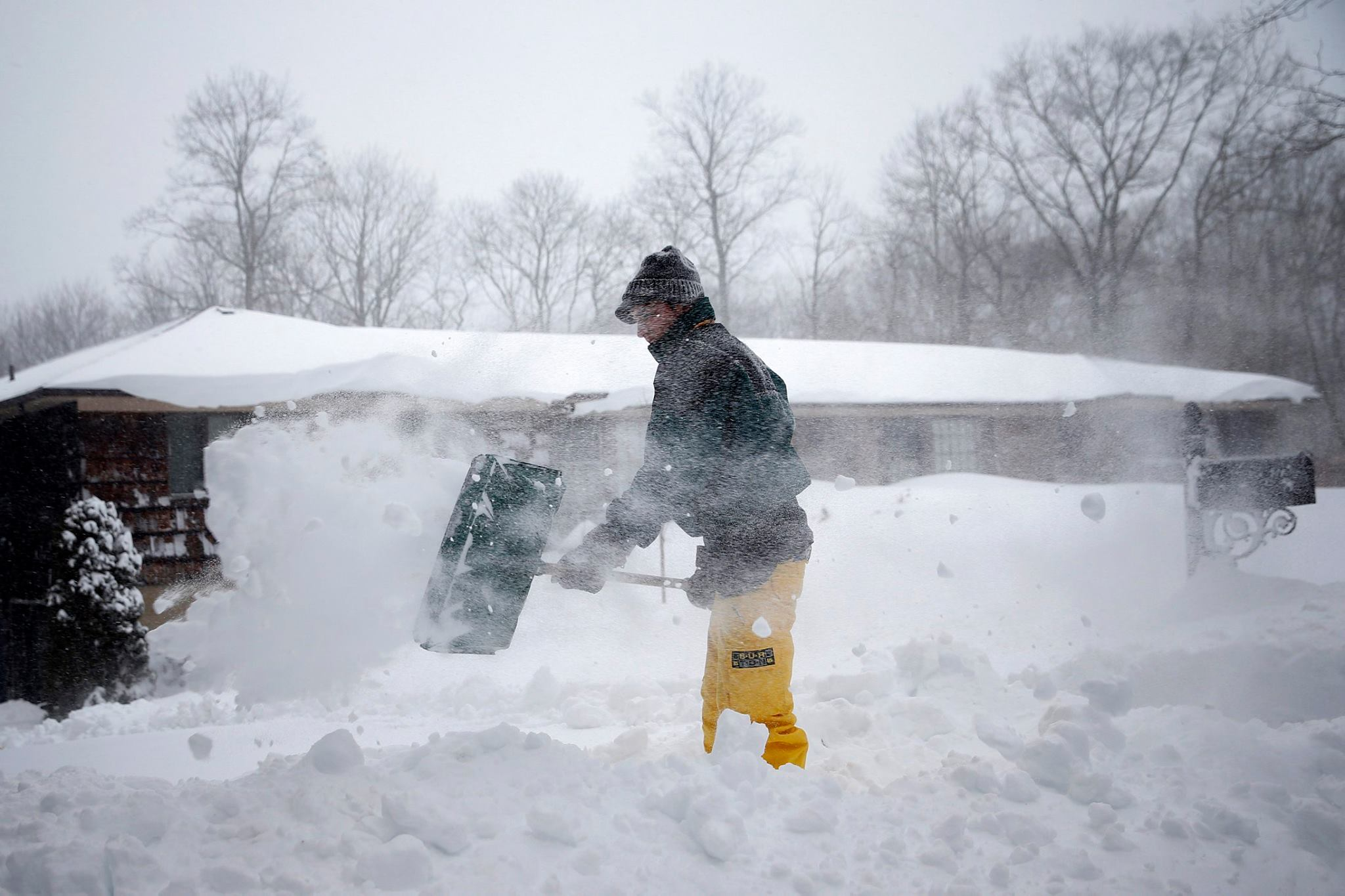 How to prepare your home for the big snow