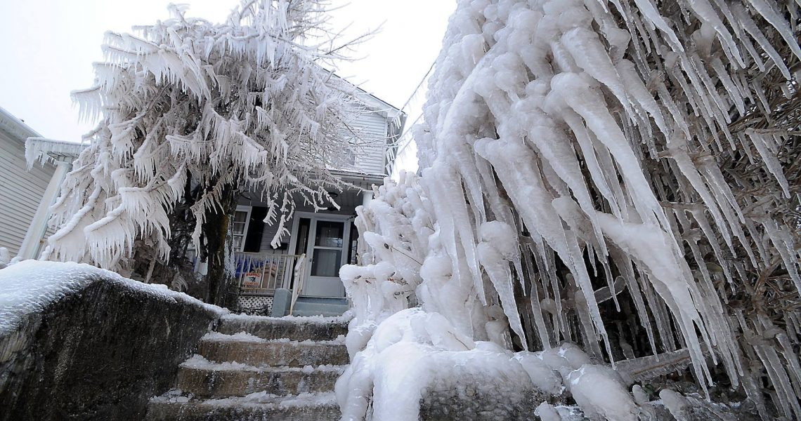 Cold weather survival tips: From saving frozen pipes to warming Valentine's hearts