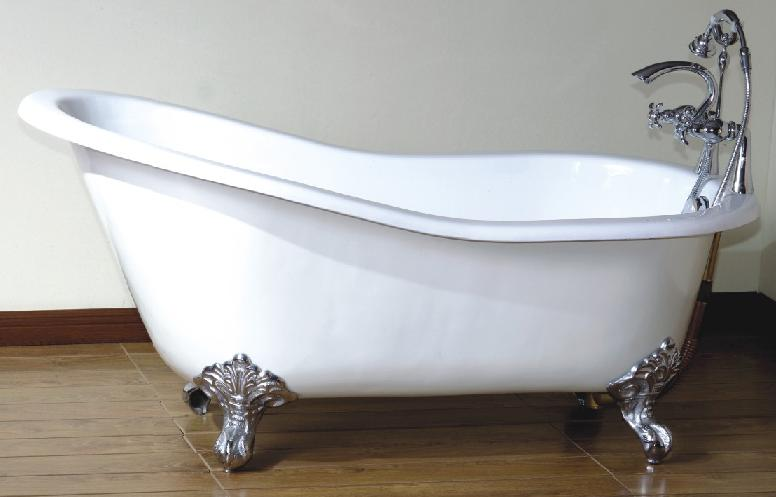 Coming Clean History Of The Bathtub NJ Plumbing Repair - Cast iron bathroom fixtures