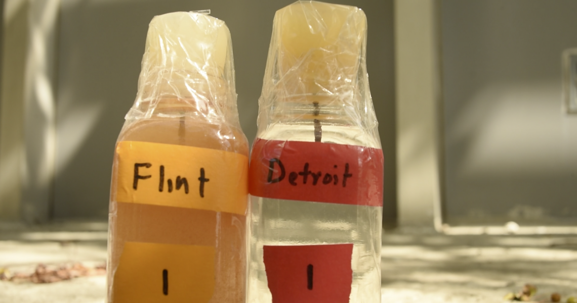 Plumbers descend on Flint to help with water crisis