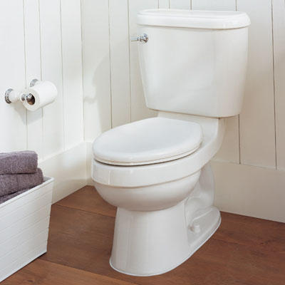 How to Fix a Sweaty Toilet: Condensation on Toilet Tank