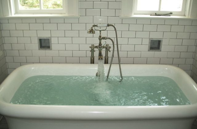 What Uses More Water Shower Or Bath Nj Plumbing Repair