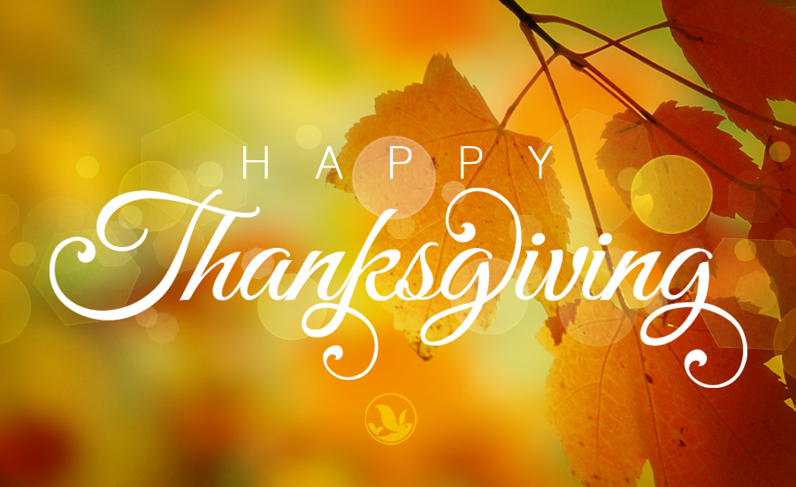 Wishing Everyone A Happy Thanksgiving!