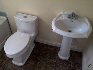 Sweaty Toilet Tank Fix