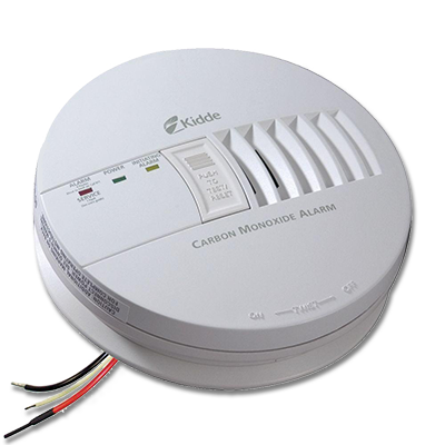 Have Your Smoke Detectors & Carbon Monoxide Detectors Checked