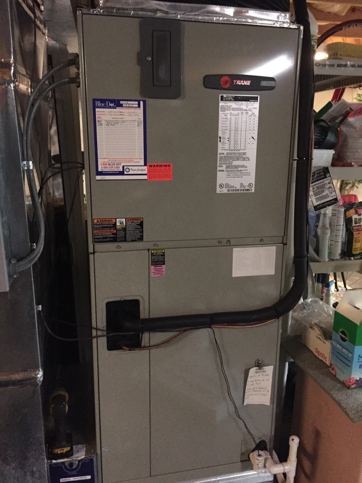Don T Let This Happen To Your Furnace Nj Plumbing Repair