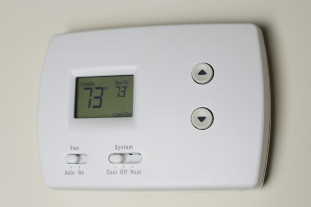 Re-Check Your Thermostat If You Have HVAC Problems