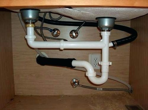 How To Stop Leaking Pipe Under Kitchen Sink