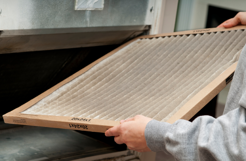 Ensure Efficiency And Air Quality By Changing Your Filters