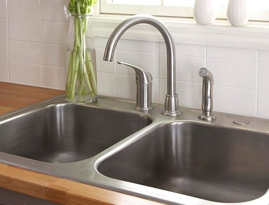 When a conventional washer-type faucet has to be excessively tightened down each time you shut it off in order to keep it from dripping, or when the faucet develops a drip that won't stop no matter how hard you tighten it, then prompt repairs are advisable to keep things from getting worse – for example, […]
