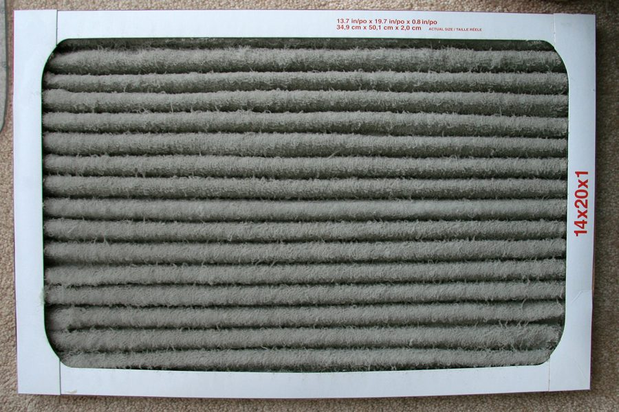 Replacing Your Air Filters Is Essential