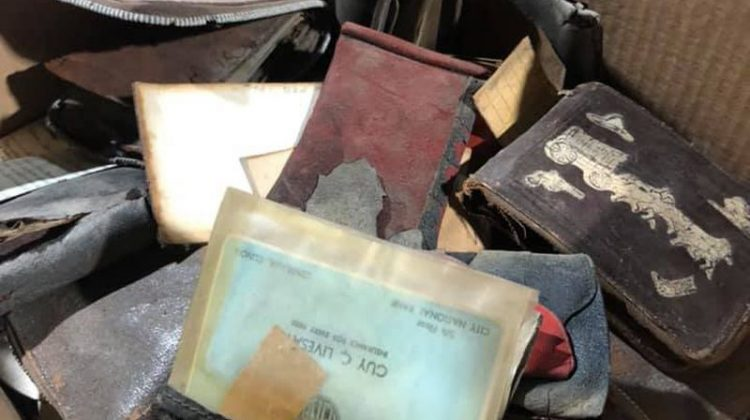 An 89-year-old St. Louis woman was reunited with a wallet she had been missing since the mid-1940s this week after an unlikely discovery. A plumber found her wallet along with more than a dozen others in the wall of a girls' bathroom as the old Centralia High School building in Centralia, Ill., was being converted […]