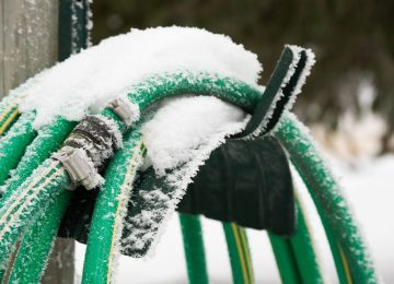 Outdoor Winter Protection For Your Pipes